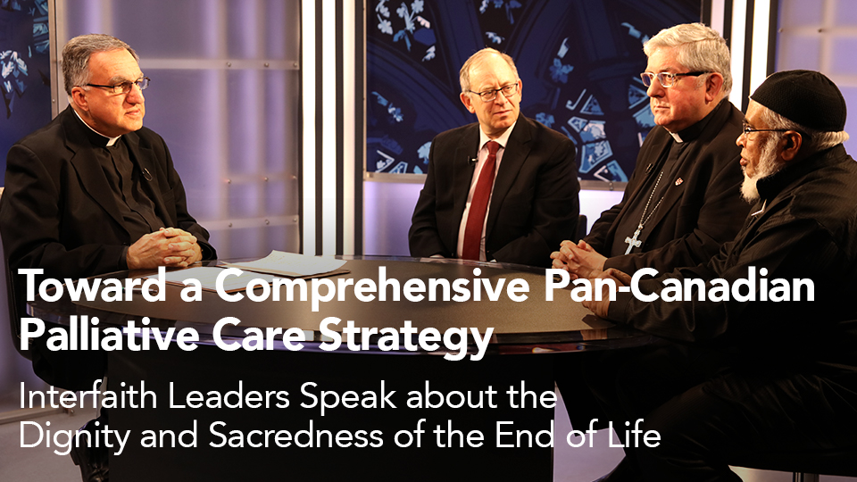 Toward a Comprehensive Pan-Canadian Palliative Care Strategy