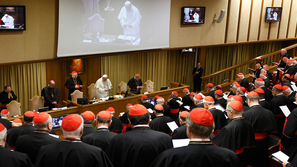 Synode sur la famille