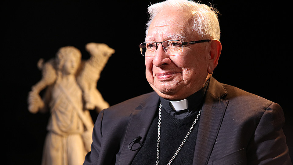 Most Reverend Ricardo Ramírez CSB <br>Bishop Emeritus of Las Cruces, New Mexico