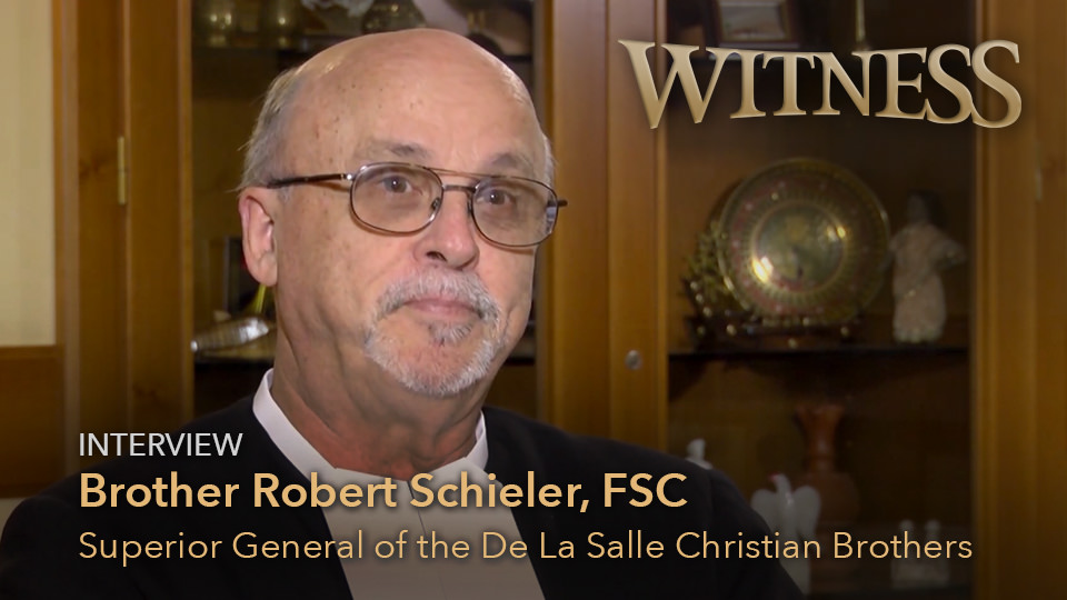 Brother Robert Schieler, FSC