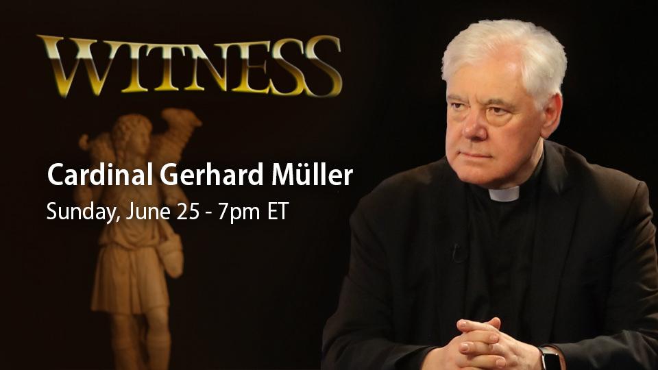 Cardinal Gerhard Müller
