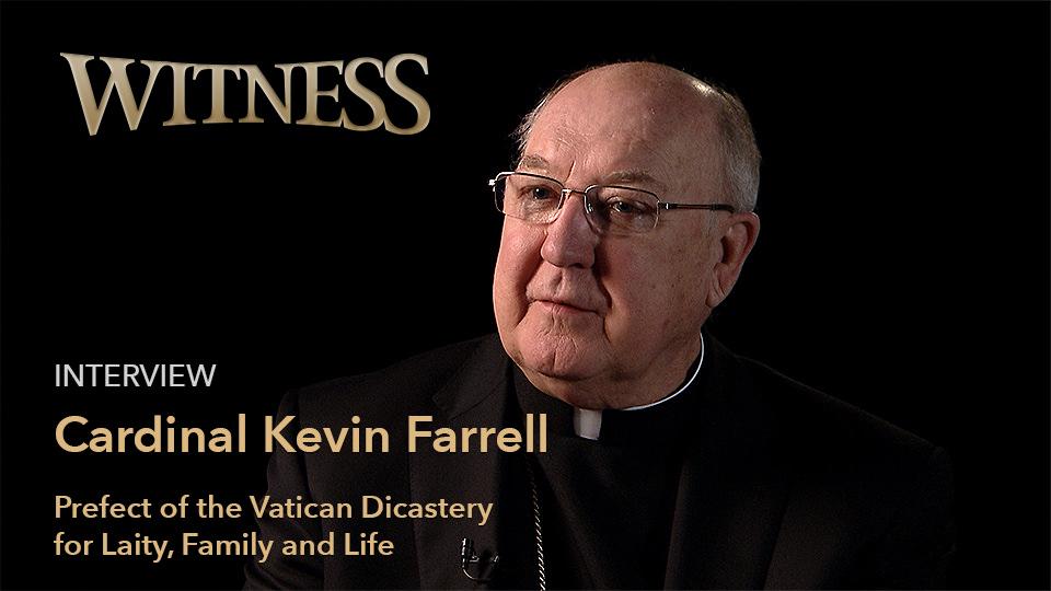 Cardinal Kevin Farrell