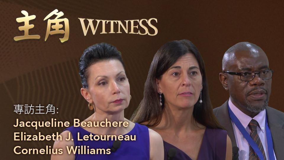 Jacqueline Beauchere, Elizabeth J. Letourneau, Cornelius Williams