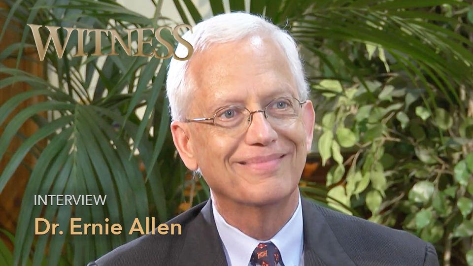 Dr. Ernie Allen