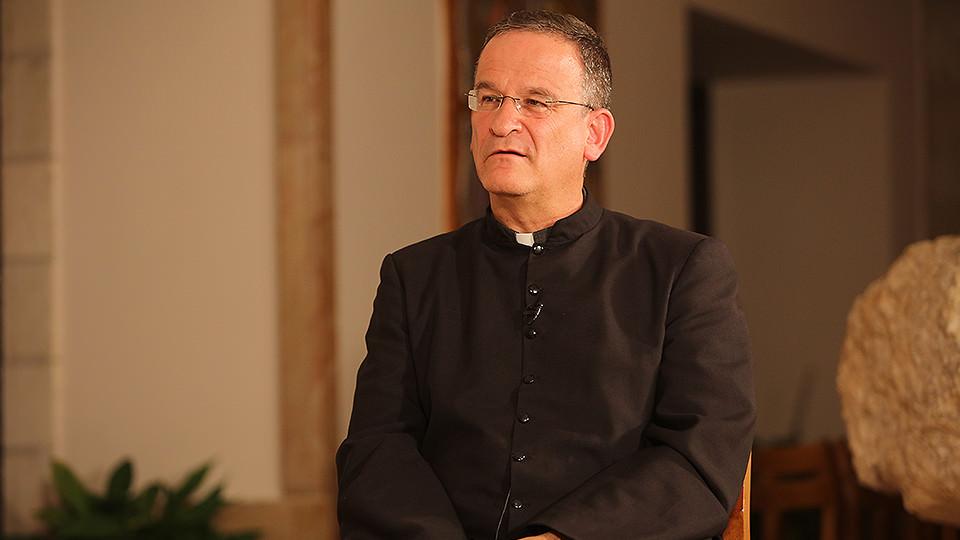 Fr. David Neuhaus, SJ