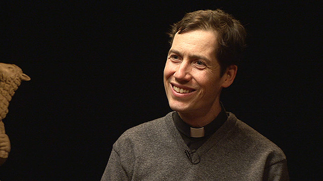 Fr. Gregory Kennedy, SJ