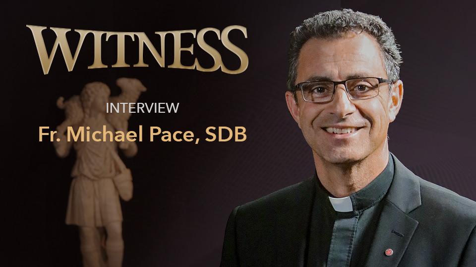 Fr. Michael Pace, SDB