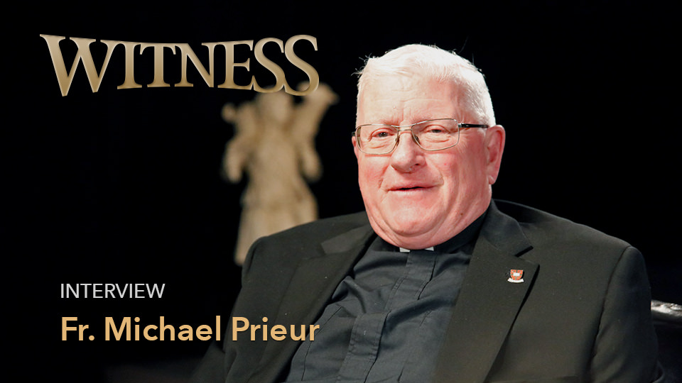 Fr. Michael Prieur