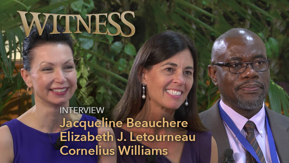 Jacqueline Beauchere, Elizabeth J. Letourneau, and Cornelius Williams