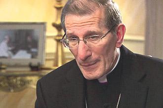 Archbishop Luigi Bonazzi