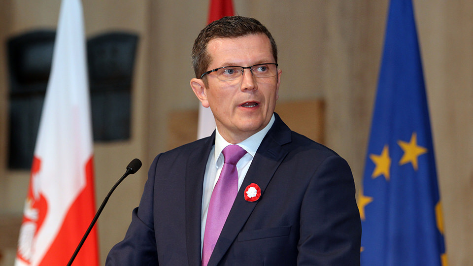 Marcin Bosacki<br /> <span class='sub-title-2'>Ambassador of the Republic of Poland to Canada</span>