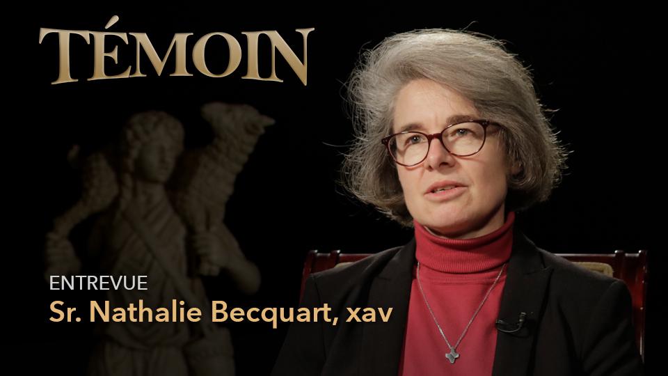 Sr. Nathalie Becquart, xav