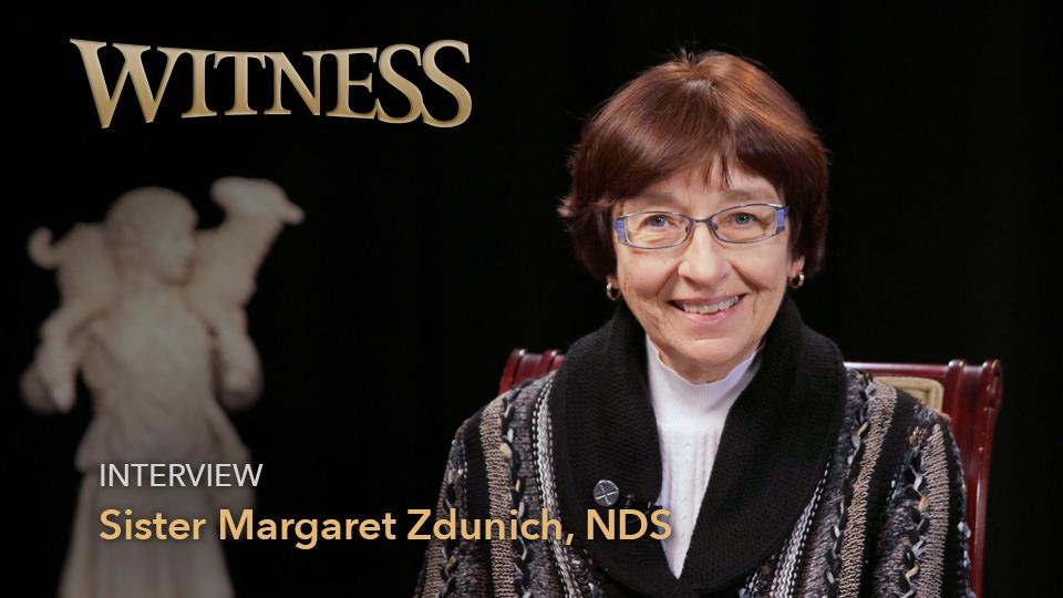 Sister Margaret Zdunich, NDS
