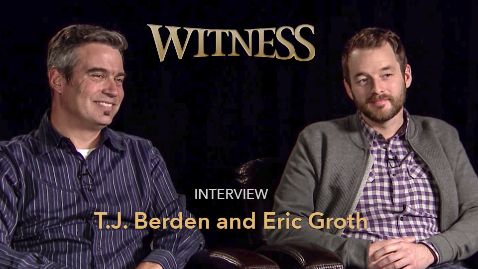 T.J. Berden and Eric Groth