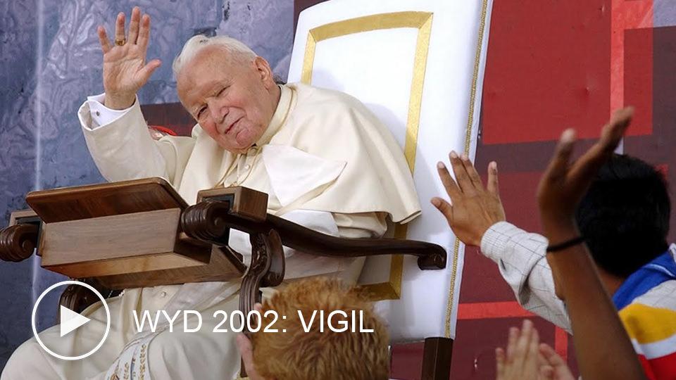 WYD 2002, Toronto, Canada   Salt and Light Catholic Media