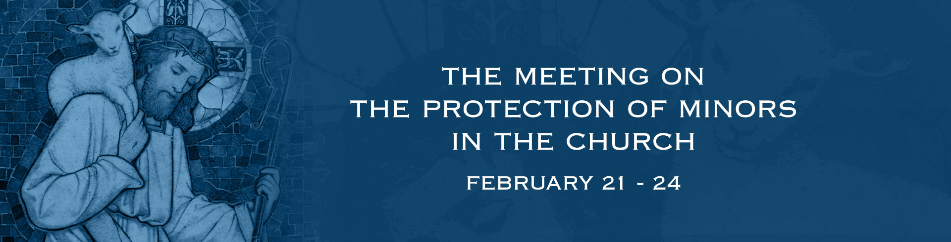 The meeting on the Protection of Minors in the Church | Salt