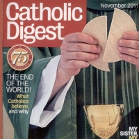 Catholic Digest Cover Nov 2011