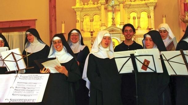 Benedictines Lent at Ephesus