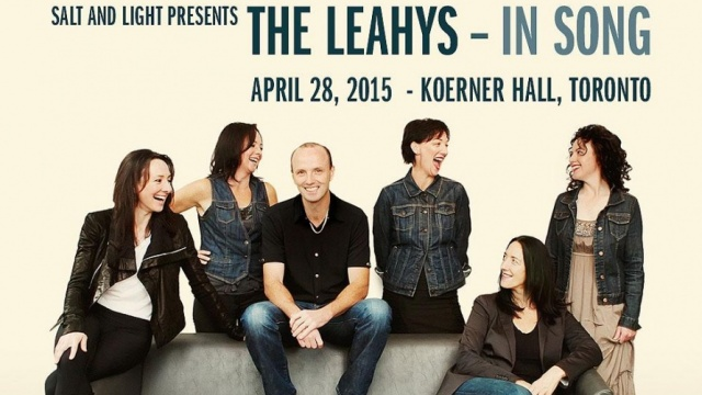 Leahys in song