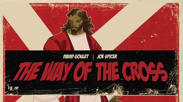 The Way of the Cross Comic Book