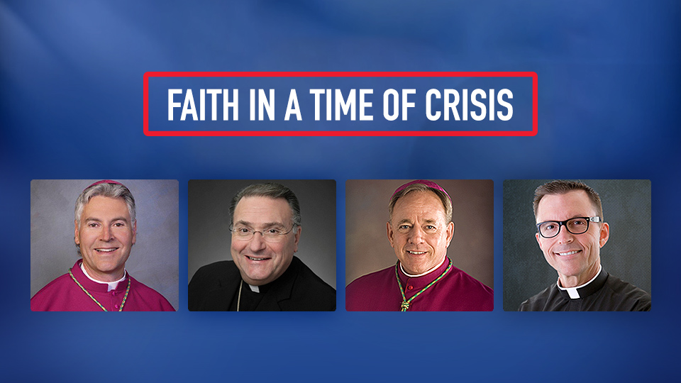 SLHour Special: Faith in a Time of Crisis from East to West to North