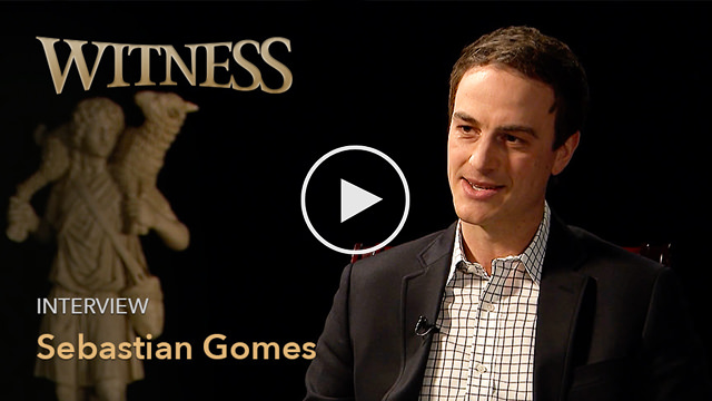 Witness Interview with the Director – Sebastian Gomes